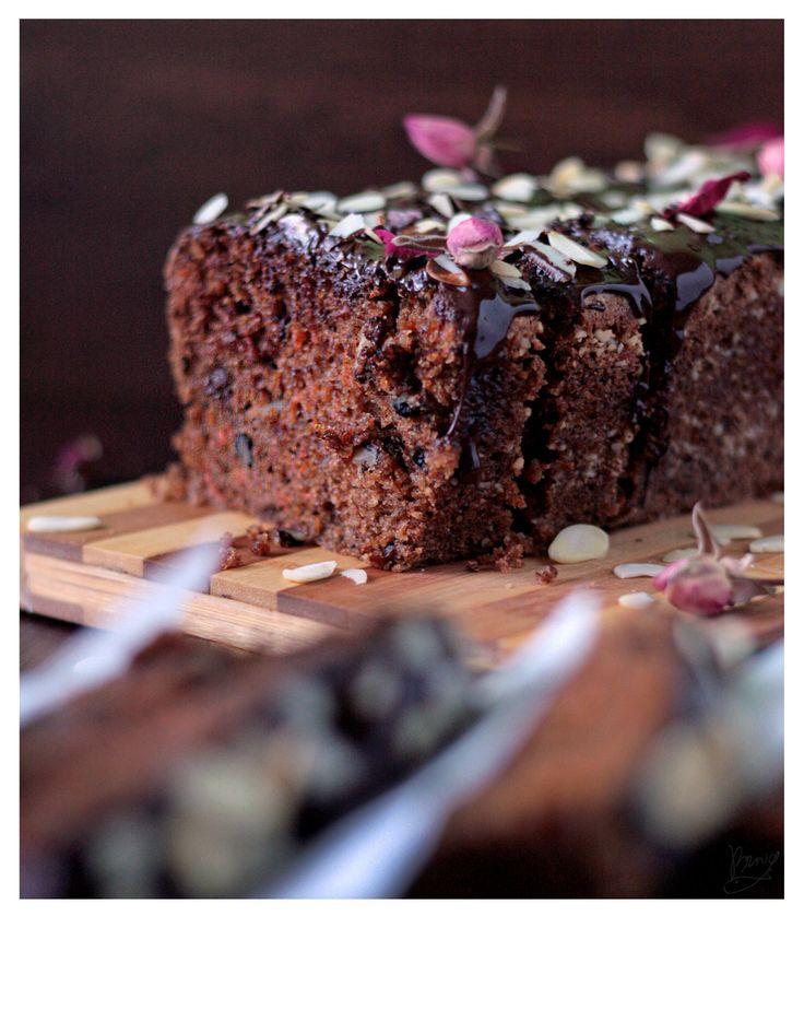 #carrot #carrotcake #ciastomarchewkowe #marchew #ciasto #róże #rose #czekolada #chocolate
