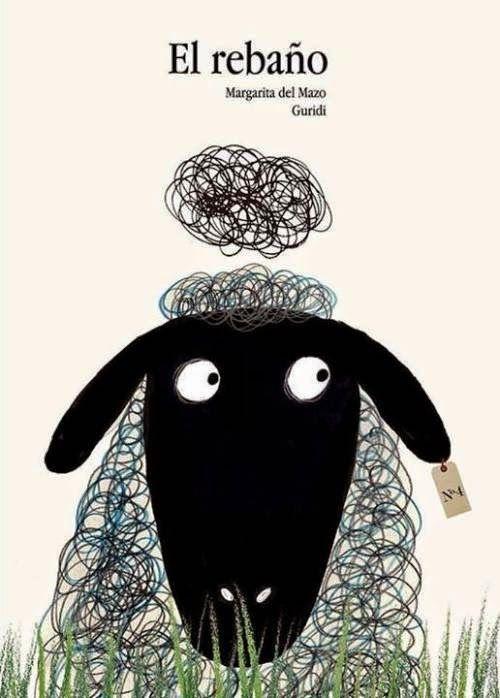 LIBROS PARA EDUCAR EN VALORES: El rebaño de Margarita del Mazo y Guridi | RZ100 Cuentos de boca