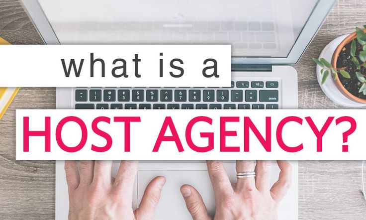 So you want to become a travel agent. We give you the skinny on what is a host agency on the blog: http://brownellhosting.com/blog/what-is-a-host-agency/