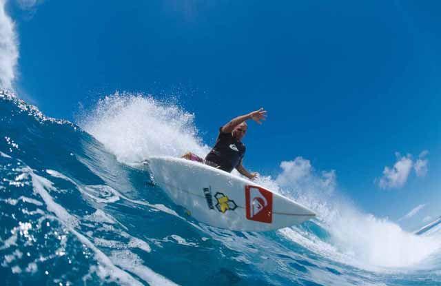 King of #surfers Kelly Slater ;)