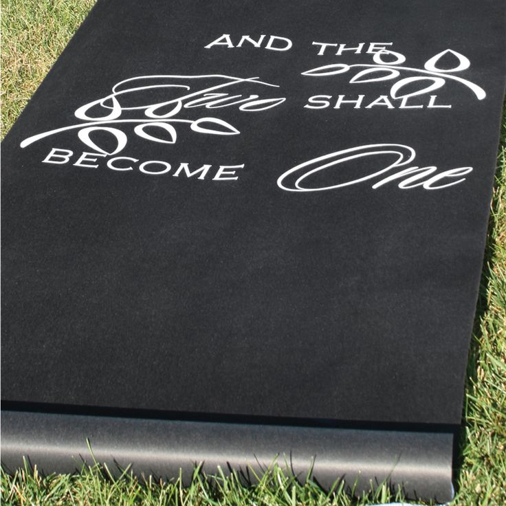 aisle runner wedding aisle runners wedding aisles it s coming black
