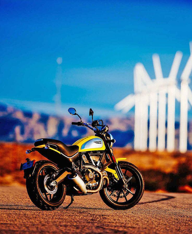 Ducati Scrambler (2014)