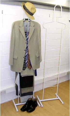 £48.49 Stylish clothes valet. http://www.caraselle2004.co.uk/clothes_valet_stand/ #clothes #valet #stand