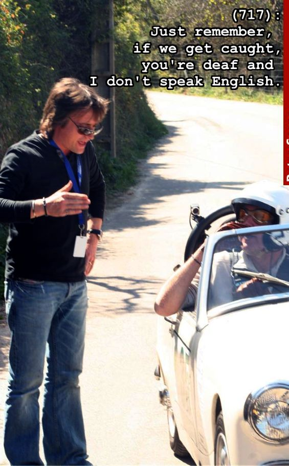 Texts From Last Top Gear : Photo...Didnt work in Argentina,,lmao...;]]]