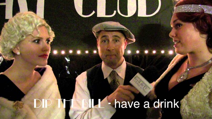 """The Geneva Lakes YMCA in Lake Geneva, WI held their 28th Annual Auction to benefit the Y and the local community. The Underground Lake Geneva Crew took their cameras and gangster slang to celebrate this year's theme """"Speakeasy Club."""""""