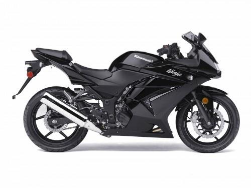 my newest interest (: want one :/  Kawasaki Ninja 250R