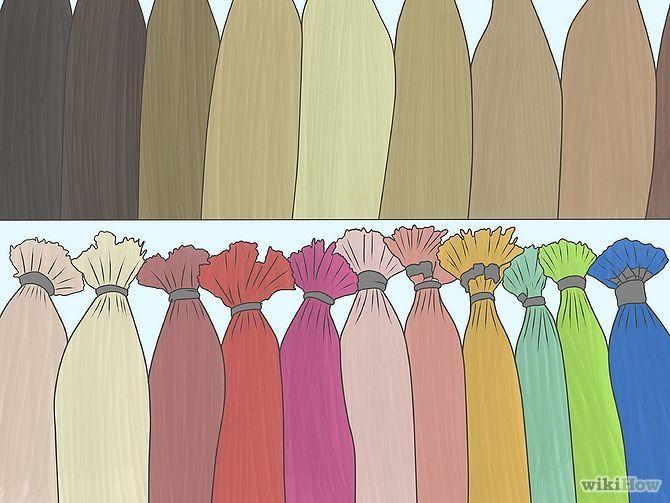 How to Highlight Hair