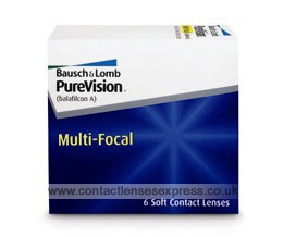 Pure Vision Multifocal Contact Lenses