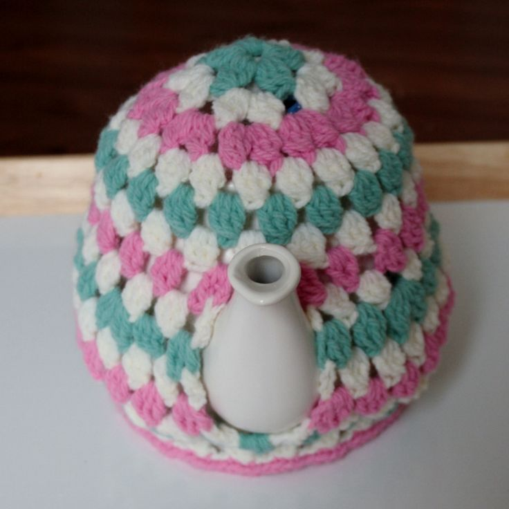 Another Sunday Girl: Crochet Tea Cosy