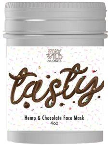Tasty Chocolate Face Mask