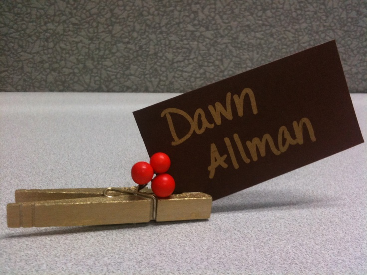 199 Best Images About Catering Place Card Sign Holders