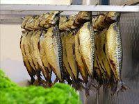 Рыбалка видео: Копченая рыба. Подготовка рыбы к копчению.