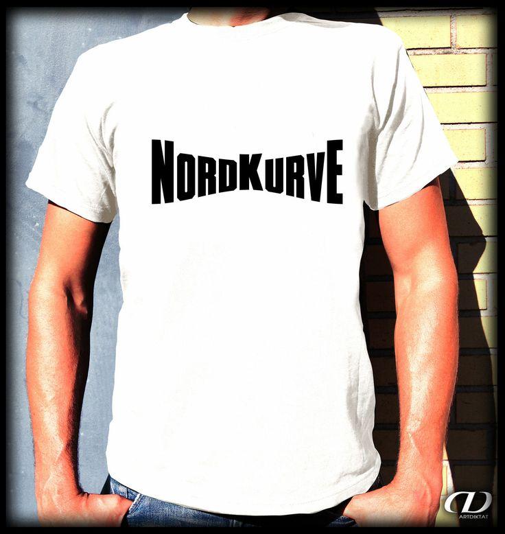 Kult T-Shirt - NORDKURVE - S-XXL Fußball Schalke Nürnberg Gladbach Hannover | eBay