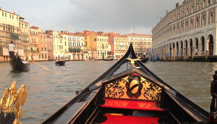 Gondola ride on Grande Canal Holiday memories, Riding, Boat