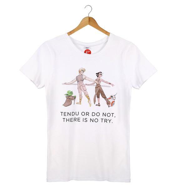 The Tendu or Do Not Tee