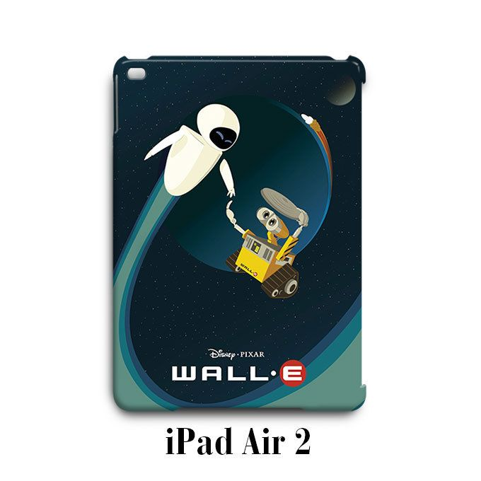 Eva Wall E Cartoon iPad Air 2 Case Cover Wrap Around