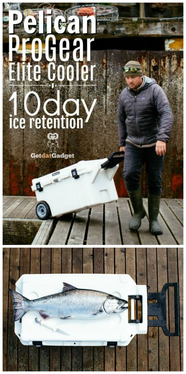 Pelican Progear Elite Coolers Engineered For Ice Retention Madera