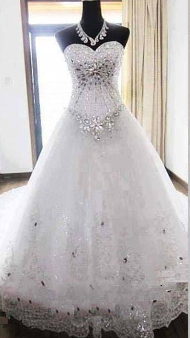 20 best Wedding images on Pinterest | Wedding ideas, Gown wedding ...