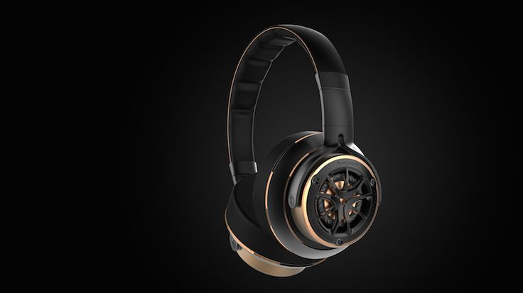 These new headphones have the claimed frequency response to make them hi-res audio compatible...