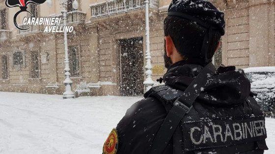 Lavoro Napoli - Carabinieri: squadra antiterrorismo operativa in Irpinia  Militari già al lavoro da alcuni giorni  #Curriculum #campanialavoro #lavorosud #lavoronapoli #offertedilavoro #napoli #napolilavoro