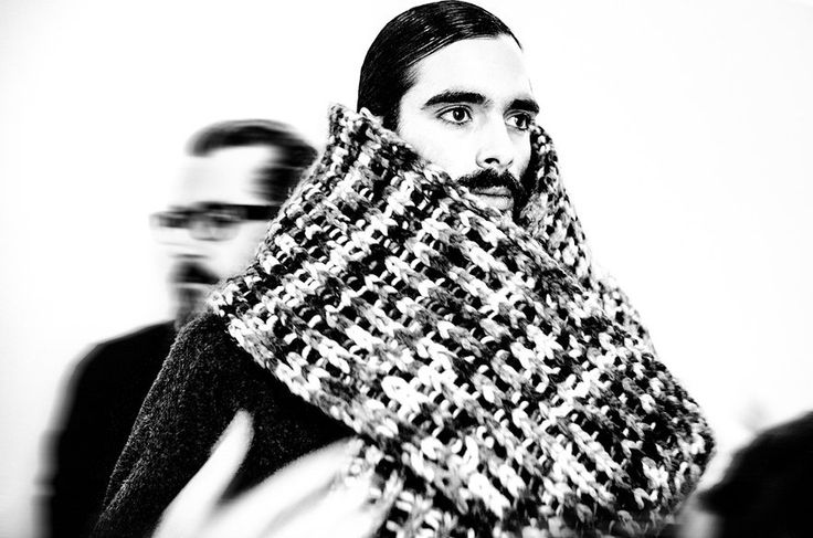Eva San Juan   IED Proyectos 12/13 Backstage #fashion #photography