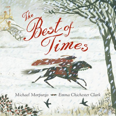 Storytelling magic from Michael Morpurgo combined with rich illustrations from Emma Chichester Clark