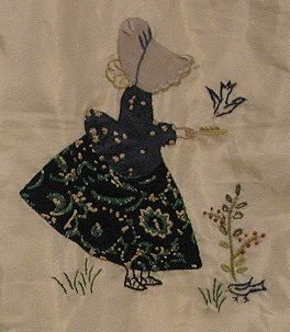 ❤ =^..^= ❤  Sunbonnet Sue quilt from the Quilts, Inc Collection - Houston Quilting Festival 2000