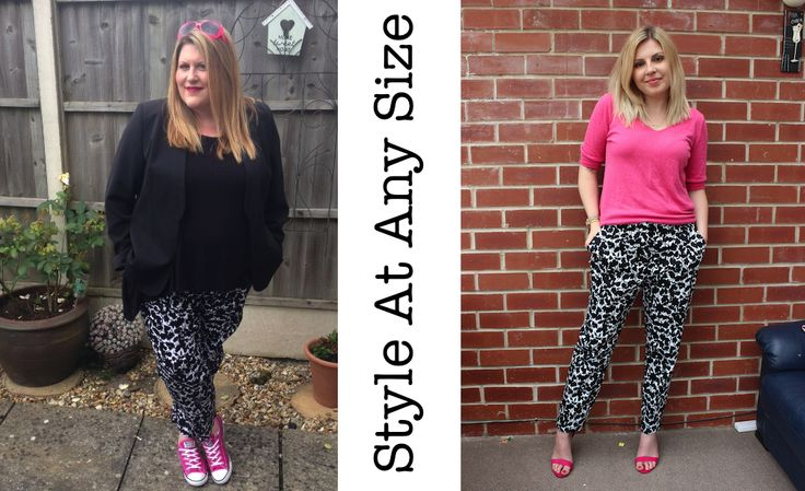 #StyleAtAnySize - Patterned Trousers + WIN Tickets To PLUS NORTH!