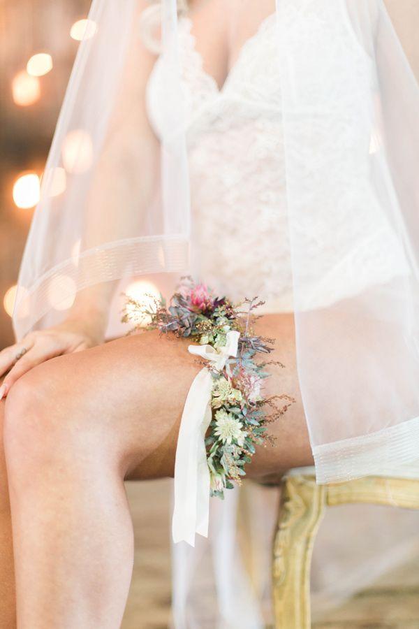 Romantic Bridal Boudoir Inspiration