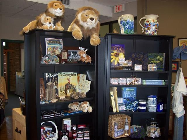 The Brownwood Store - great gift shop in Brownwood, TX. Be sure to visit during January for the TFT Site Selection!