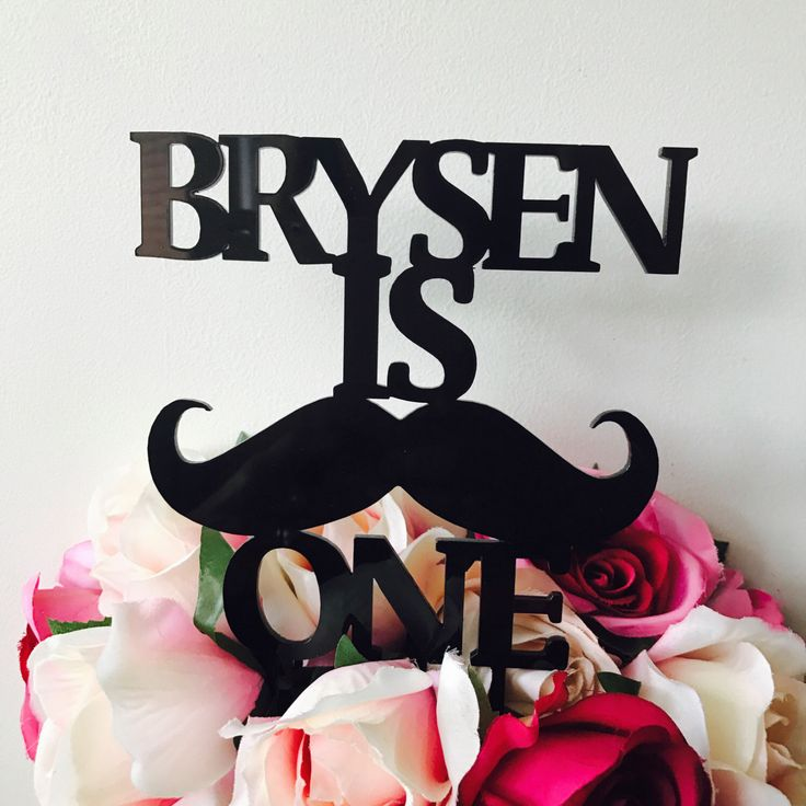 Mustache Cake Topper Personalised Moustache Cake Topper Birthday Moustache Cake Topper Cake Decoration Cake Decorating Mustache by SugarBooBespokeGifts on Etsy https://www.etsy.com/au/listing/478918415/mustache-cake-topper-personalised