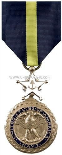 Navy Distinguished Service Medal