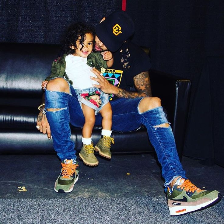 Chris brown and his daughter royalty ☺️ #Chrisbrown #Royalty