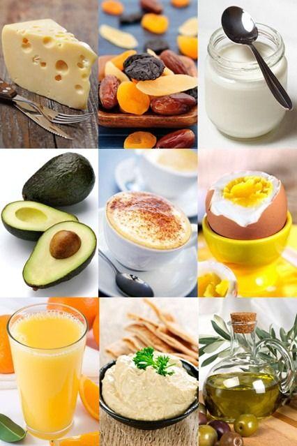Dieci alternative per degli spuntini leggeri che vi aiuteranno a sentirvi meglio durante la giornata consigliate dalla nutrizionista dello staff Gym&Tonik