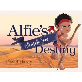 Alfie's Search for Destiny by David Hardy is a delightful story that follows Alfie on a journey in search for his destiny. He leaves home, travels high and low and, after his long adventure, realises he belongs back at home with his family.