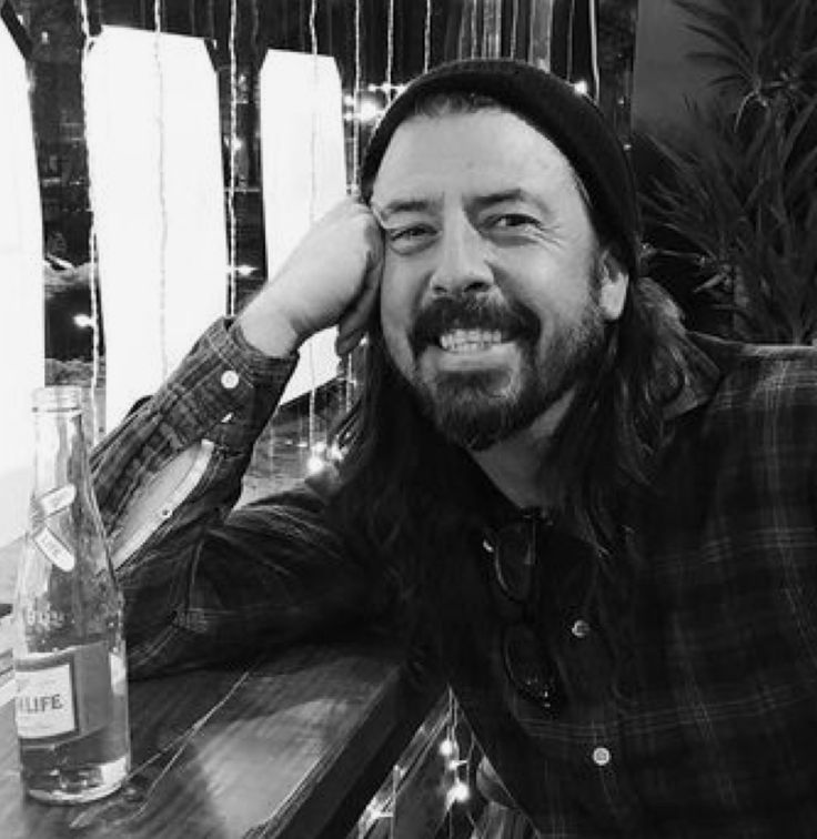 Dave Grohl Louise Post Pin von M.Voss ...