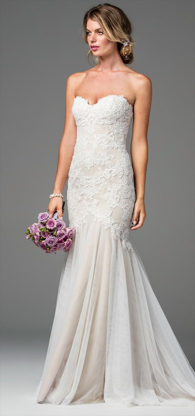 Awesome Wtoo Spring Wedding Dresses