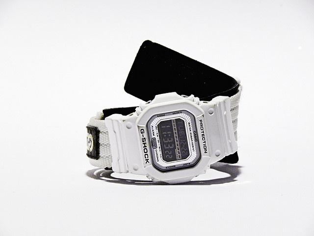 My Casio G-Shock on Stillife