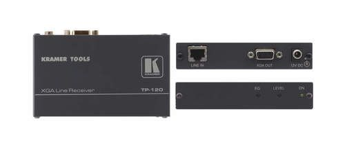 Kramer TP-120 Computer Graphics Video over Twisted Pair Receiver- CLEARANCE