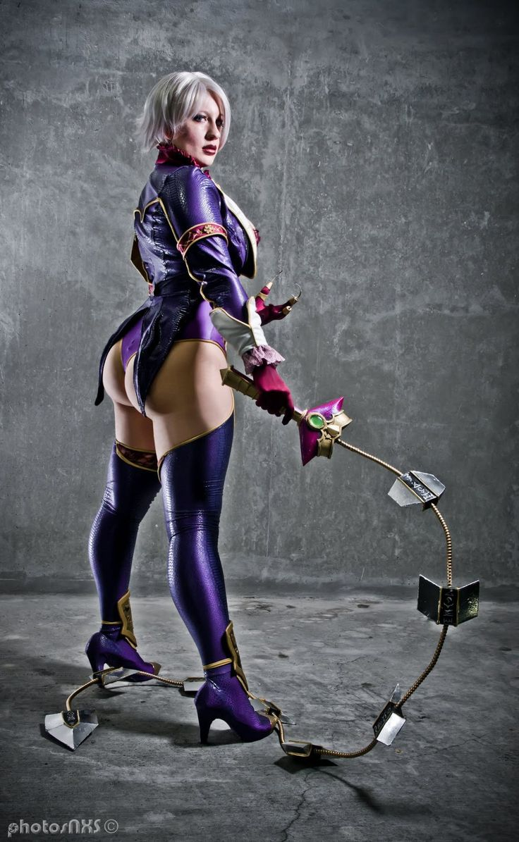 Soul calibur 5 topless erotic galleries