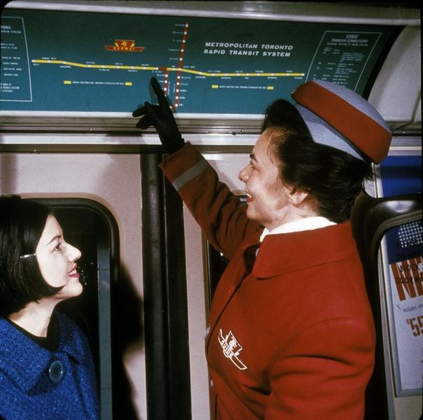 TTC 1965 #Toronto