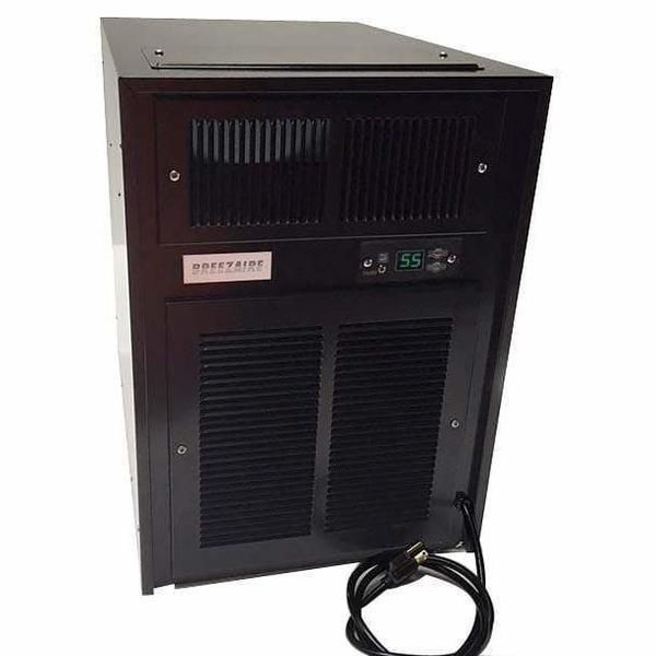 Breezaire Wkl Series 650 Cu Ft Wine Cellar Fridge System Wkl 3000