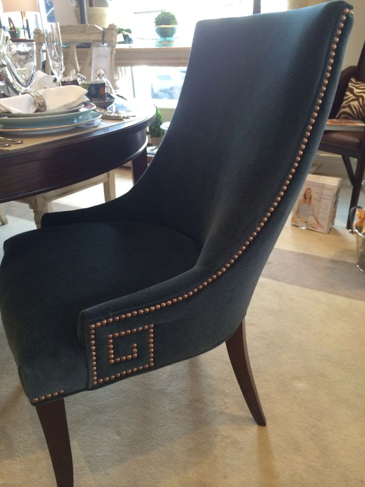 Stunning Lillian August Chair. Available At Magnolia.