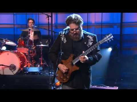 """Into Your Arms"" performance on Jay Leno"