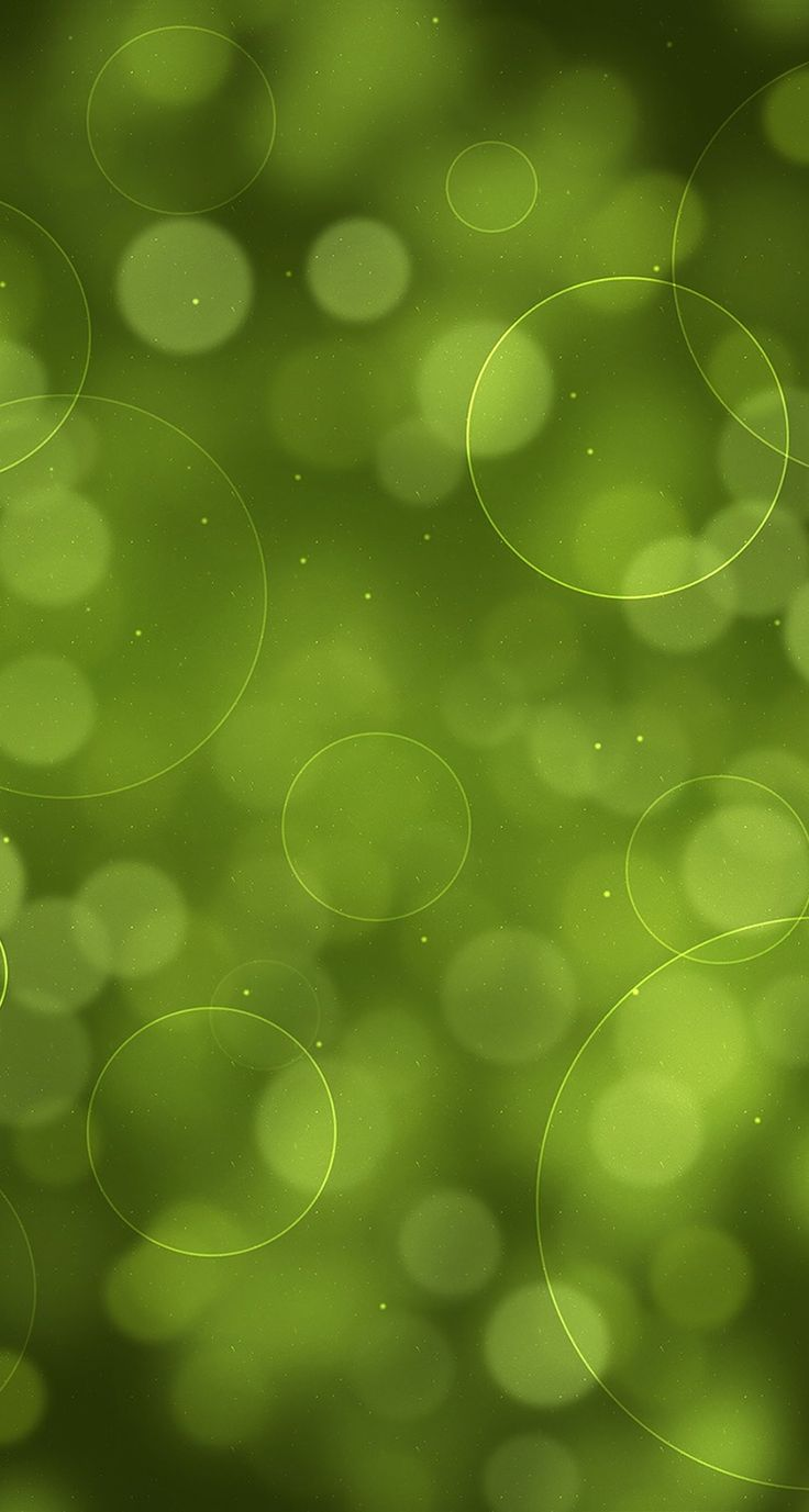 Hd wallpaper tap - Tap And Get The Free App Minimalistic Unicolor Pattern Bokeh Green Hd Iphone