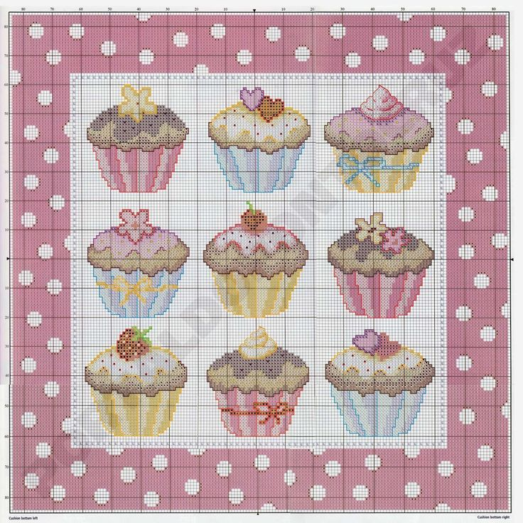 wow!! I finally got it...beautiful!!! Cupcake-cushion6.jpg (1600×1600)