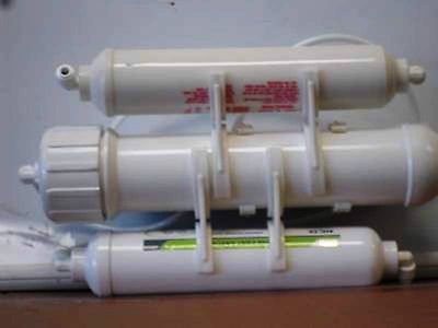 Reverse Osmosis and Deionization 77658: Reverse Osmosis Di/Ro Aquarium Reef Water System 150 Gpd 0 Ppm Made In Usa BUY IT NOW ONLY: $99.0