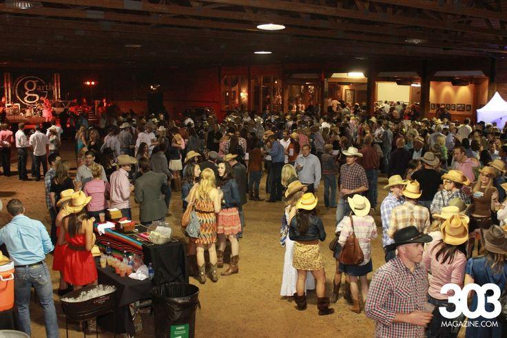 The Barn Party 2014: Kick-Off the #Schomp BMW Denver Polo ...