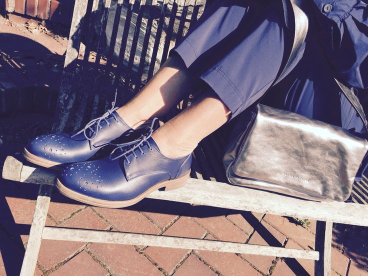 Petra Dieler Online# Blue Sky # Blue Shoes# Spring 2016#
