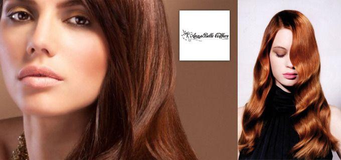 25€ για να ανανεώσετε την εμφάνισή σας με Βαφή μαλλιών (ρίζα), Χτένισμα, Θεραπεία κερατίνης για ενυδάτωση μαλλιών, Λούσιμο και Καθαρισμό φρυδιών, στο AnnaBelle Coiffure στο Χαλάνδρι! Αρχική αξία 50€